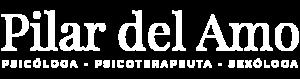 Logo-Pilar-del-Amo-Psicologa-Psicoterapeuta-Sexologa-blanco